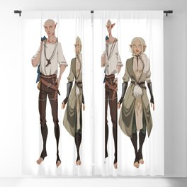 Style swap Blackout Curtain