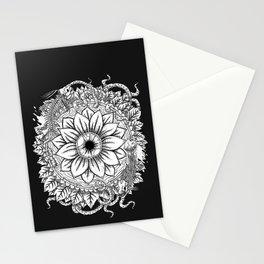 Malignant Bloom Stationery Cards