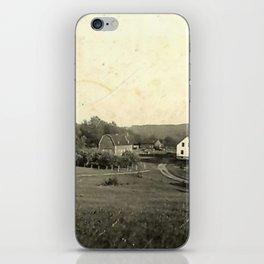 The Farmhouse iPhone Skin