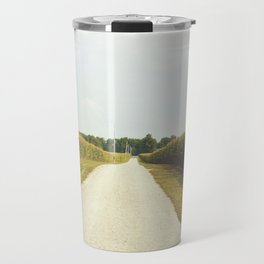 Indiana Corn Field Summers Travel Mug