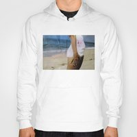 marylin monroe Hoodies featuring Marylin 2 by j.levent
