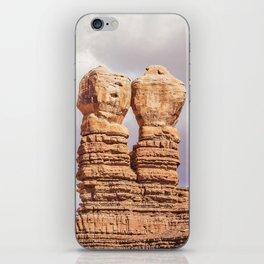 Twin Rocks Utah iPhone Skin