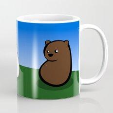 Animal Marshmallow Mug