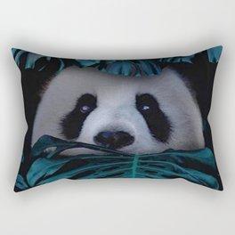 Panda Hidden Rectangular Pillow