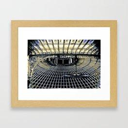 Roof Space Framed Art Print