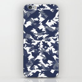 Bird Camouflage 6 iPhone Skin