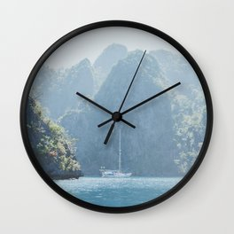 Philippines III Wall Clock