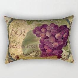 Wines of France Pinot Noir Rectangular Pillow