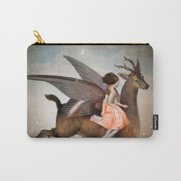 The Night Is Still Young Carry-All Pouch