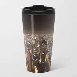 Dubai by night Travel Mug
