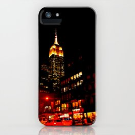 Golden State iPhone Case