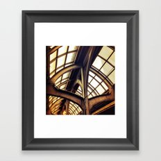 Industrial Architecture II Framed Art Print