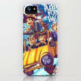 Alpha Romeo Tango iPhone Case