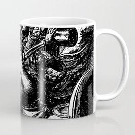DEATH by ATTACK Coffee Mug