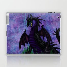 Dragon Maleficent Laptop & iPad Skin