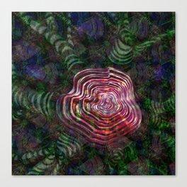 Tree WiFi Canvas Print