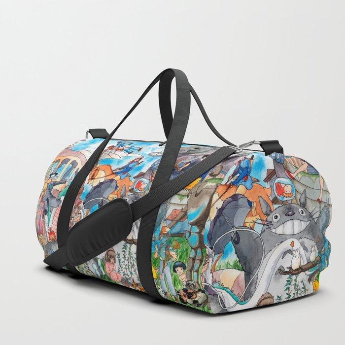 Studio Ghibli Duffle Bag