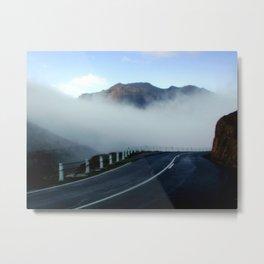 Road to Heaven Metal Print