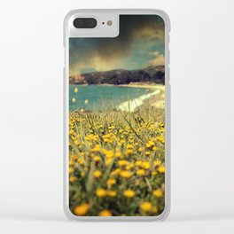 Ode to Melancholy Clear iPhone Case