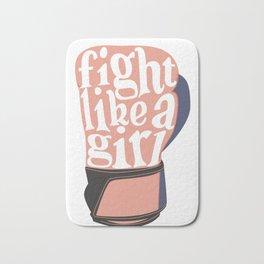 fight Bath Mat
