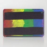 equality iPad Cases featuring Marriage Equality by The Painted Kat