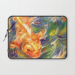 Small Koi Laptop Sleeve