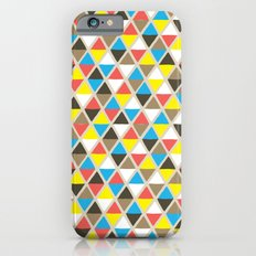 Tribal Triangles iPhone 6s Slim Case