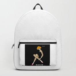 Vintage Bally Backpack