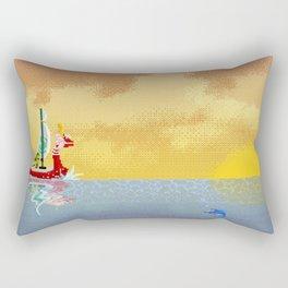 Pixelized : Wind Waker  Rectangular Pillow