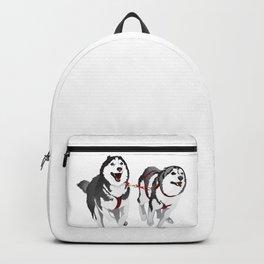 THE HUSKIES Backpack
