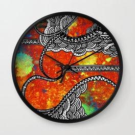 Mediterranea Wall Clock