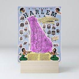 In the Heart of Harlem Renaissance Poster Mini Art Print