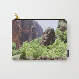 Grounded (Zion National Park, Utah) Carry-All Pouch