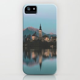 Bled, Slovenia III iPhone Case