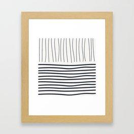 Coit Pattern 75 Framed Art Print