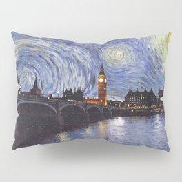 starry night over london Pillow Sham