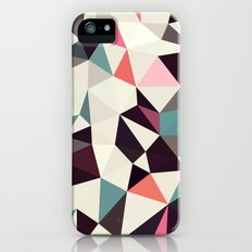 Retro Tris Light Slim Case iPhone (5, 5s)