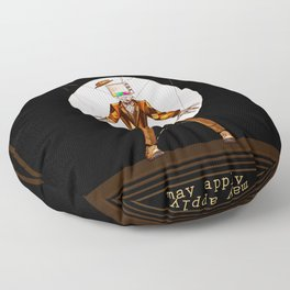 Strings Attached Floor Pillow