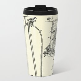 Fire extinguisher-1880 Travel Mug