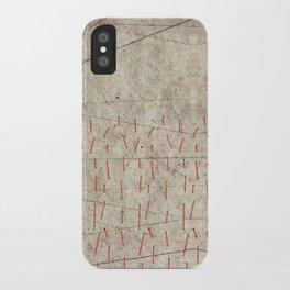 Stitch Landscape iPhone Case