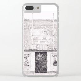 The Venue Clear iPhone Case