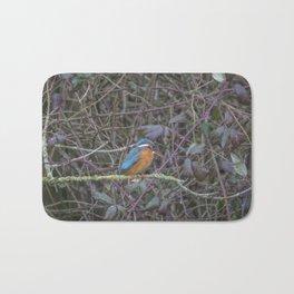 Kingfisher. Bath Mat