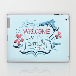 Welcome to the Family Laptop & iPad Skin