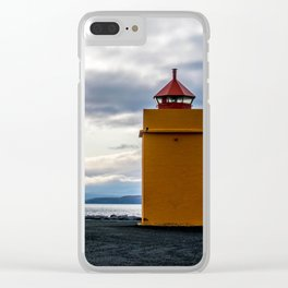 Lighthouse at the Point Clear iPhone Case