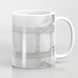 Waiting in the Fog Coffee Mug