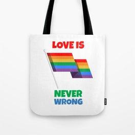 Love for everyone Tote Bag