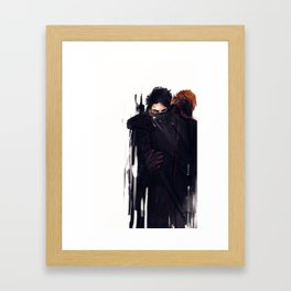 Kylux Framed Art Print
