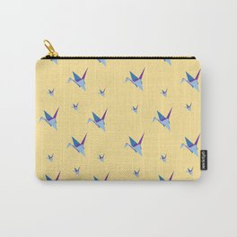 A Siege of Cranes Carry-All Pouch