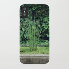 Water Grass iPhone Case