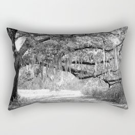 New Orleans Oak Tree Rectangular Pillow